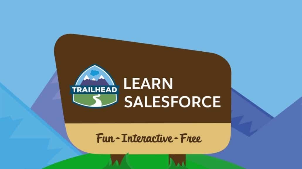 Capacitación de Salesforce - Trailhead