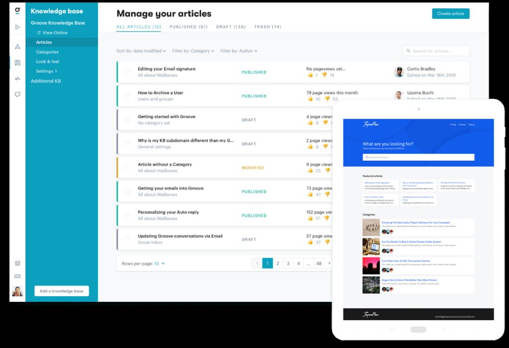 La bandeja de entrada compartida de Gmail carece de recursos intuitivos a diferencia de la bandeja de entrada compartida de Groove.