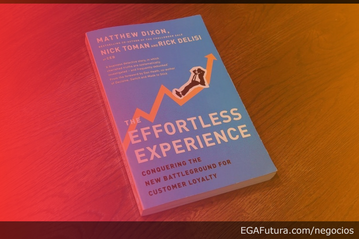 The Effortless Experience / Matthew Dixon
