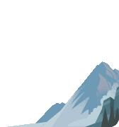 Ilustración de montaña