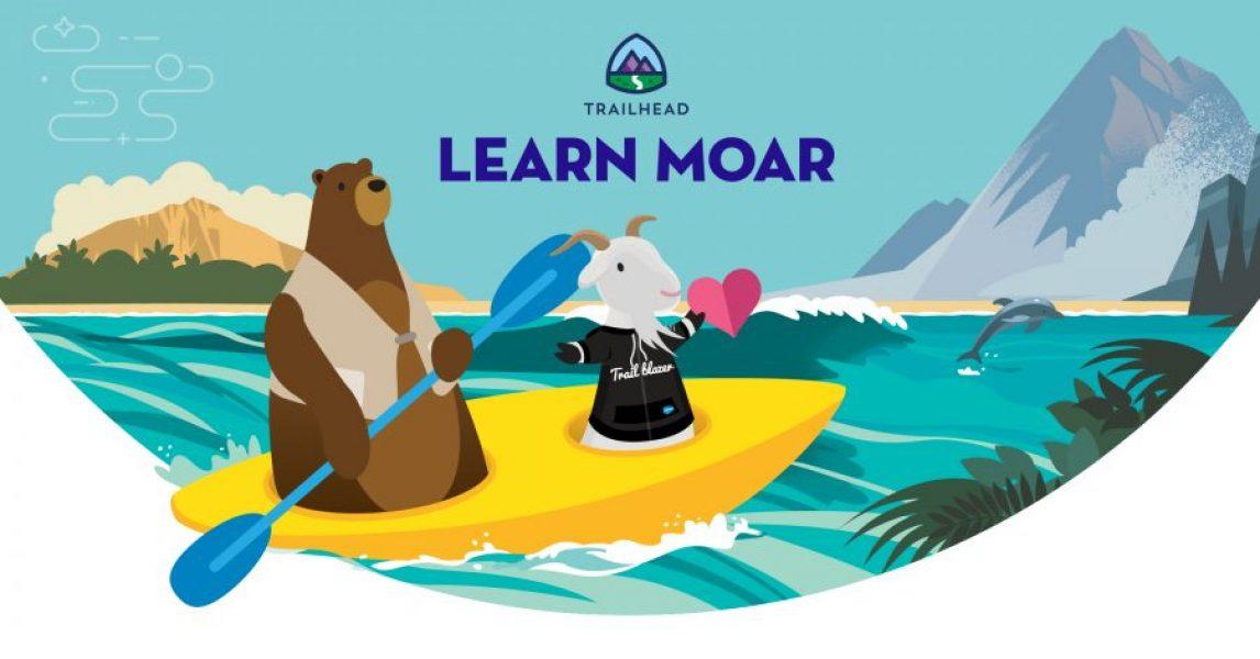 Aprenda MOAR con Summer '21: Mejoras en los servicios externos ☁️