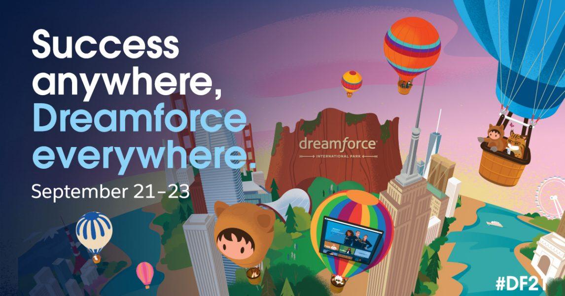 Dreamforce 2021 para desarrolladores ☁️