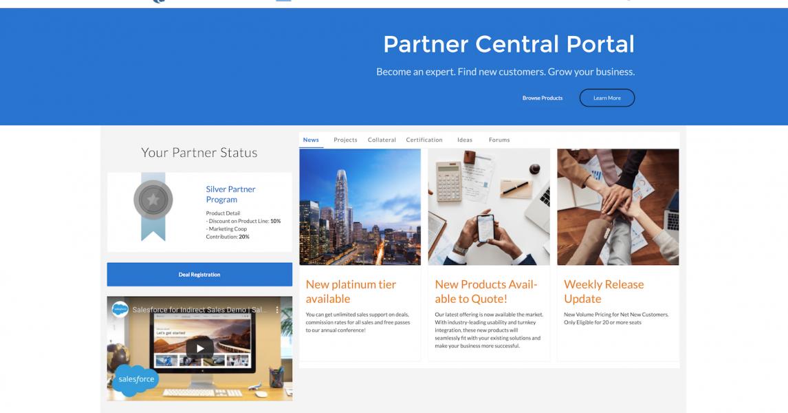 Experience Builder es su respuesta para crear sitios web potentes basados en CRM sin el código