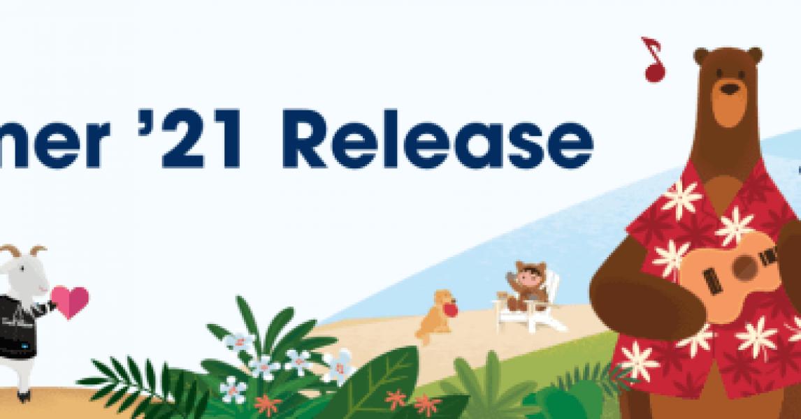 ¡Las 5 principales joyas de componentes Lightning del lanzamiento de Salesforce Summer'21!