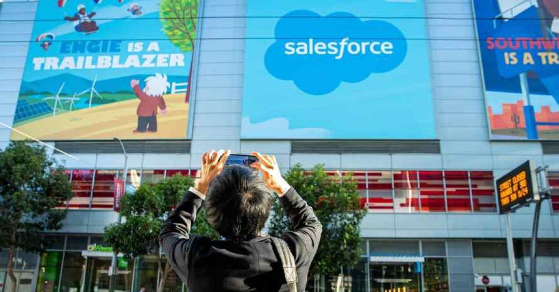 ¿Qué hace Salesforce?