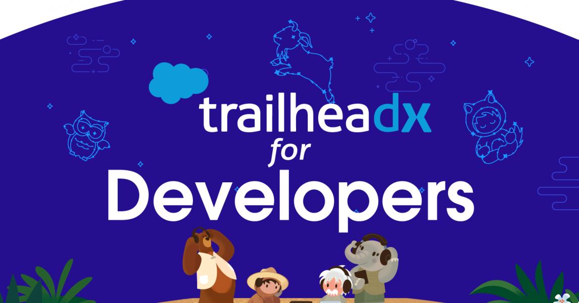 TrailheaDX '21 para desarrolladores ☁️